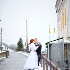 Wedding photographer Anna Evstrat (evstrataa). Photo of 24.04.2018