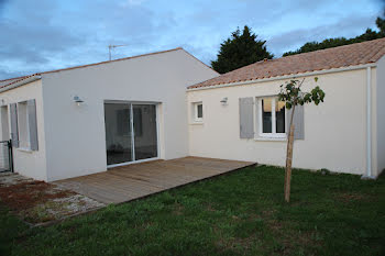 maison à Saint-Augustin (17)