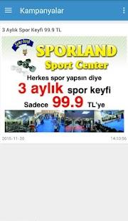 Sporland Sanal Hoca - náhled
