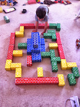 Photo: Brick Maze