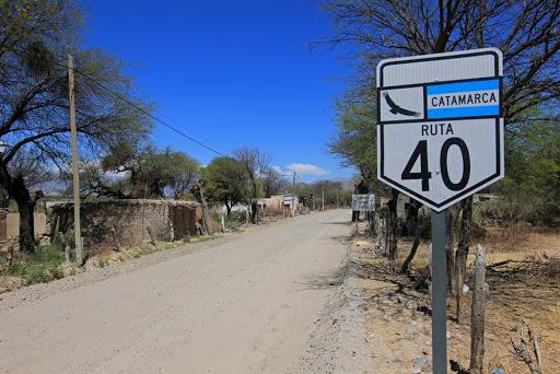La Ruta 40