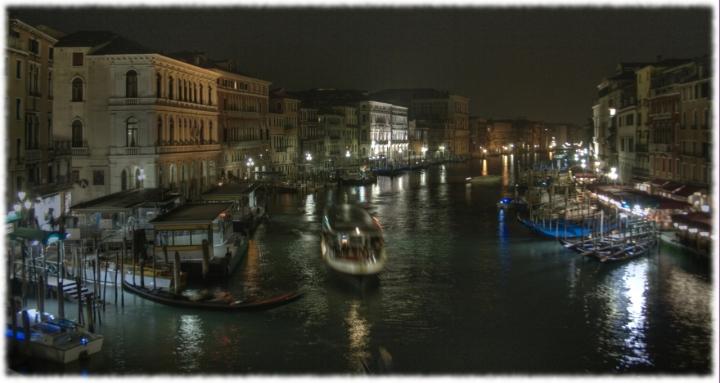 Venezia notturna di ChristianGiulianetti