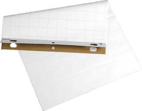 Blädderblock 55x71 linj eko