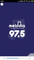 Screenshot of Melodia FM