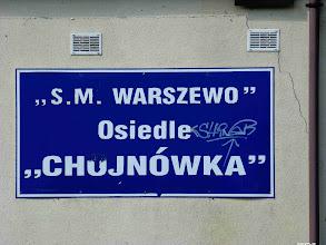 Photo: Czy to właściwa nazwa osiedla?  :)