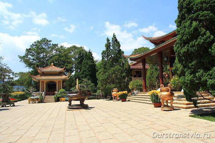 Достопримечательности Далата - Монастырь Чук Лам