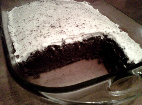 Granny's Moist Chocolate Cake Recipe