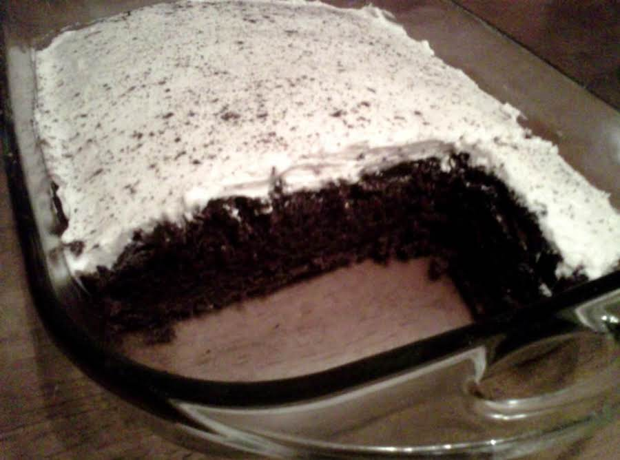 Granny 39 s moist chocolate cake recipe just a pinch recipes for Granny pottymouth bakes a vegan cake