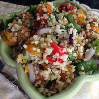 Easy Millet Salad