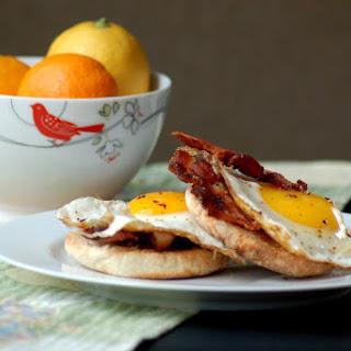 Sunny Side Baconwich Recipe