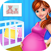 Pregnant Mom ER Emergency Doctor Hospital Games