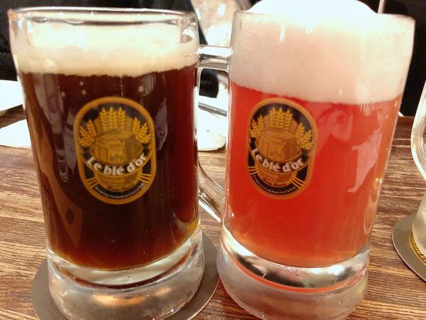 台北美食!金色三麥 限量期間限定草莓啤酒、星塵巧克力及暗黑蜂蜜啤酒