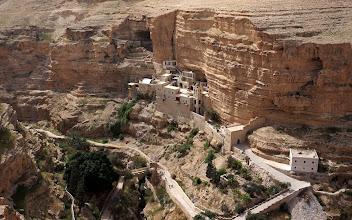 Photo: Pilgrims visiting Monestary