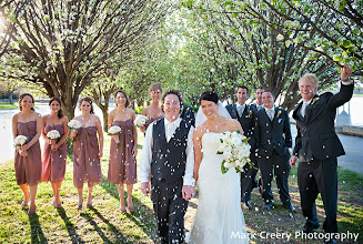 Photo: Spring wedding