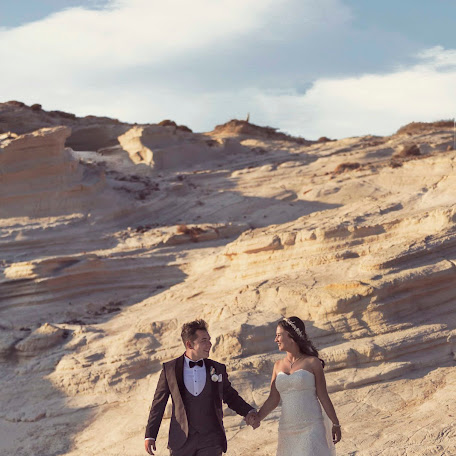 Wedding photographer Metin Otu (metotu). Photo of 25.10.2017