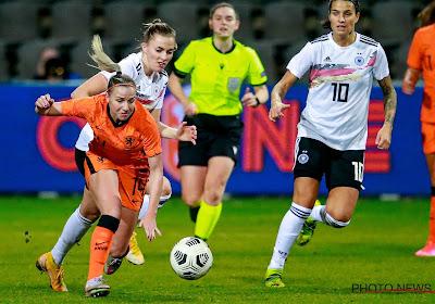 Nederland klopt Duitsland en wint driehoekstoernooi met Flames