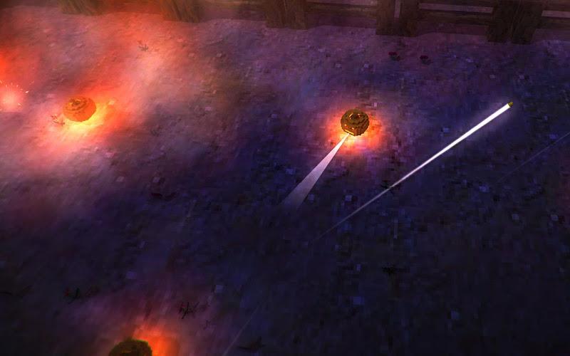 Скриншот Halloween Agar 3D Arena