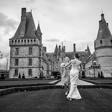 Wedding photographer Francois Jouanneaux (fjouanneaux). Photo of 23.04.2016