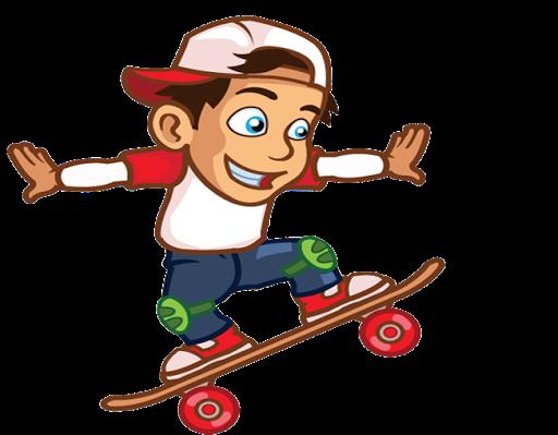 Skating Kid freestyle pro