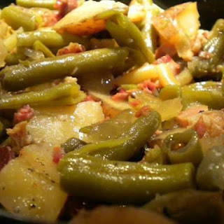 Ham And Green Beans In Crock Pot Recipes