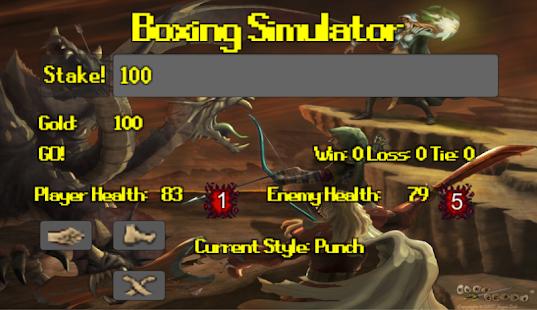 Boxing-Simulator-for-Runescape 1