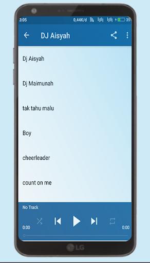 DJ Aisyah Jatuh Cinta Pada Jamilah 1.0 screenshots 2