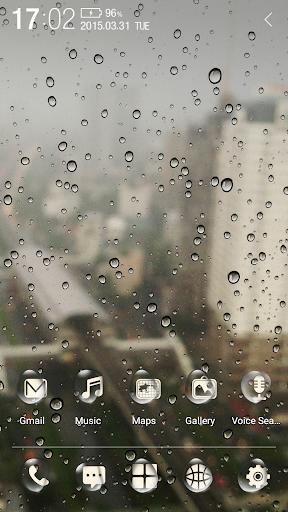 雨粒 アトム テーマ