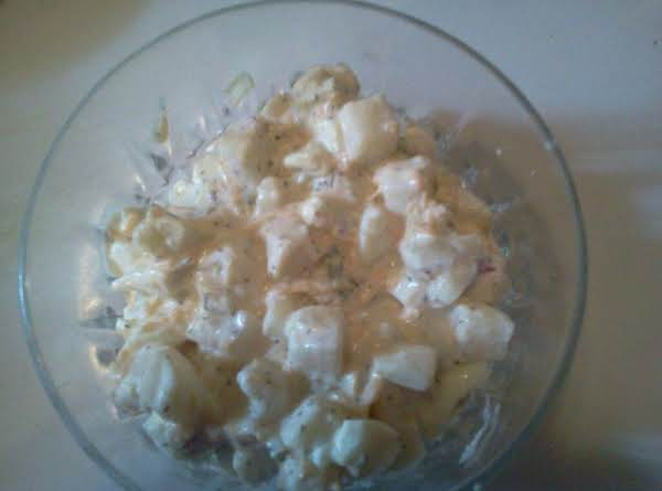 Tater Salad By Pattycake