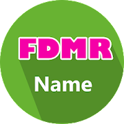 FDMR - Name Ringtones Maker App
