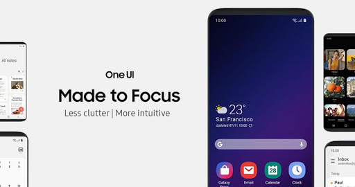 Theme for Samsung One UI 1.0.6 screenshots 1