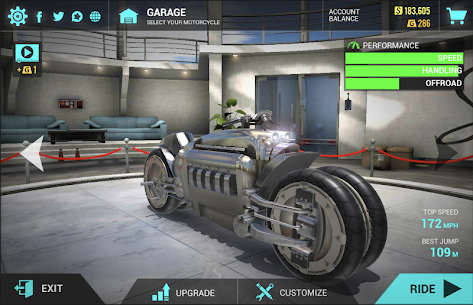 Ultimate Motorcycle Simulator Mod Apk 2.4 (Unlimited Money) 10