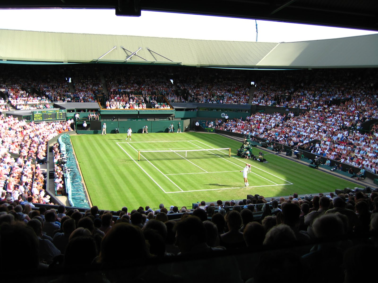 Wimbledon The Granddaddy of them all