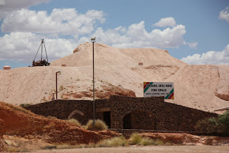 Photo: Year 2 Day 220 - In the Middle of Coober Pedy