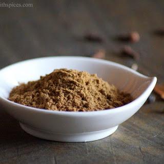 Homemade Sandwich Masala - An Indian Spice Blend