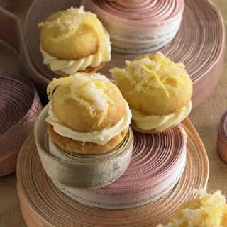 Cream Biscuits Lemon Recipes