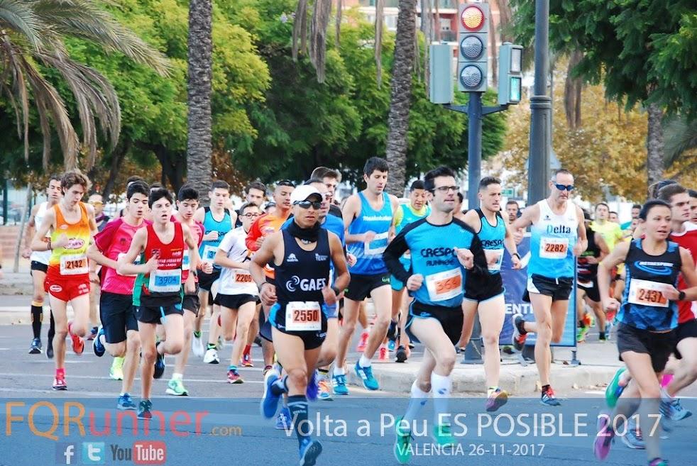 """Fotos Volta a Peu """"Es Posible"""" Valencia 2017"""