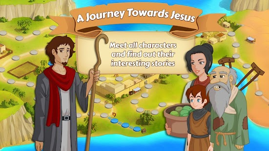 A Journey Towards Jesus Screenshot