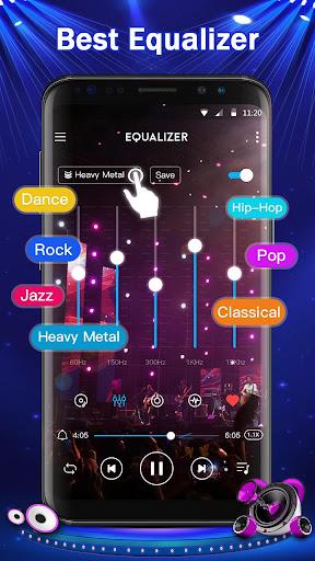 PC u7528 Music Player - Audio Player & Powerful Equalizer 2