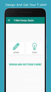 T-Shirt Design Studio - náhled