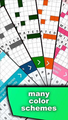 Crossword Puzzle Free  screenshots 4