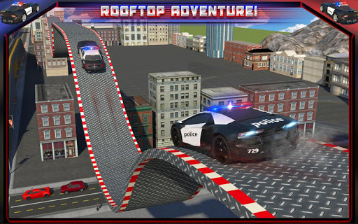 Police Car Rooftop Training screenshot 7