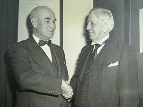 Photo: Governor O. Max Gardner and his Brother-in-Law, Governor Clyde R. Hoey (also Congressman and U.S. Senator)