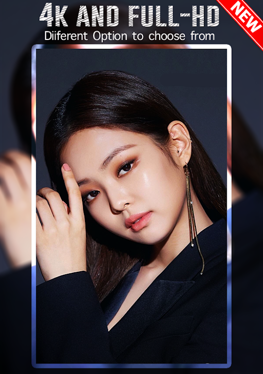 Jennie Kim Blackpink Wallpaper Kpop Fans Hd Android Apps Appagg