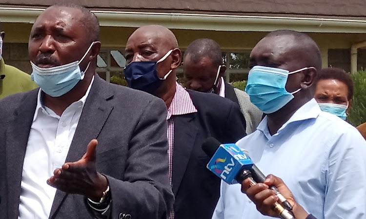 MP Sudi leads attacks on Uhuru allies in North Rift