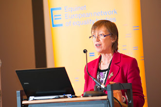 Photo: Evelyn Collins, Chief Executive, Equality Commission for Northern Ireland
