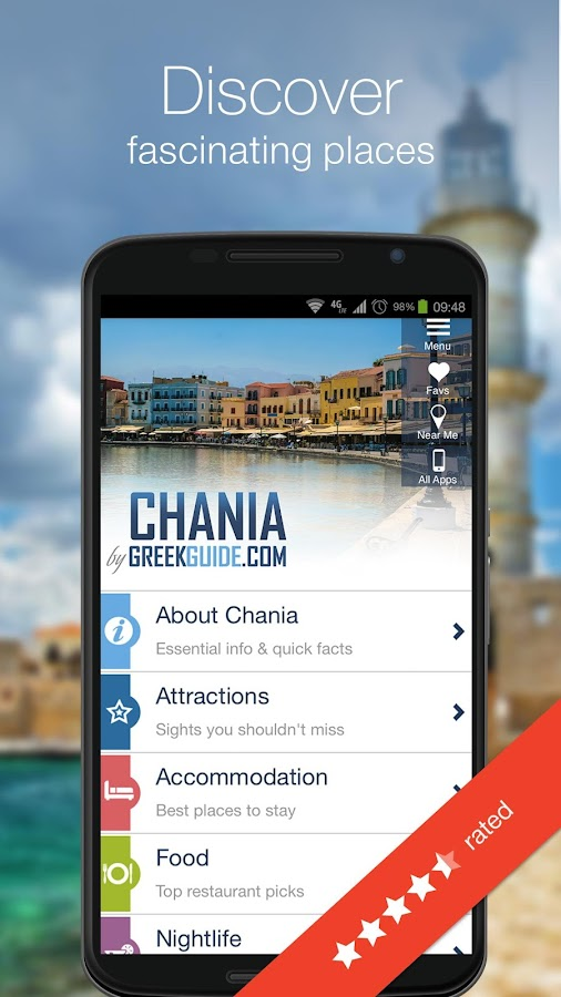CHANIA by GREEKGUIDE.COM- screenshot