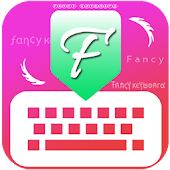 Fancy Stylist Fonts Keyboard