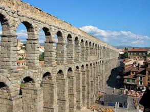 Photo: Roman aquaduct public works