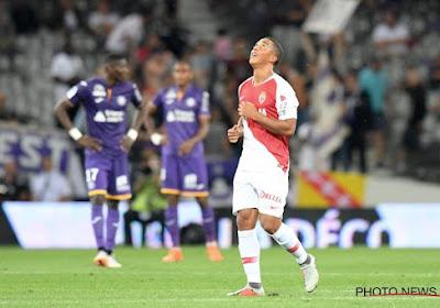 La statistique peu flatteuse de Youri Tielemans à Monaco