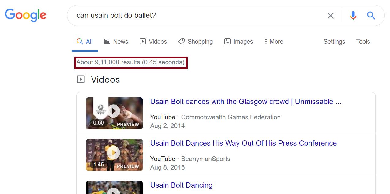 simple explanation of google search algorithm